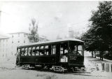 Trolley in Bethany, West Virginia