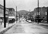View of Main Street Williamsburg, KY. in 1961