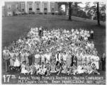 17th Annual Young People's Assembly, Holston Conference, 1937