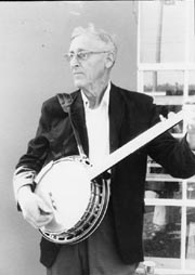 learning the banjo, Charlie Poole (talking)