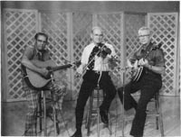 string bands in the 1940's & 1950's (talking)