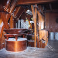 Gristmill machinery
