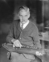 father making dulcimers, White Top (talking)