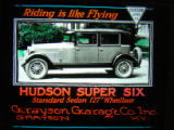 Hudson Super Six Ad Grayson Garage