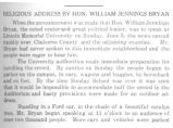 Religious address by Hon. Williams Jennings Bryan / [unknown].  In Mountain herald / Lincoln...