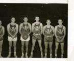 Alumni squad 1956 Men's basketball017