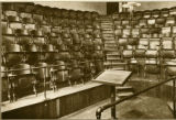 ampitheatre (lecture hall)