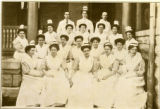 nursing students 1910-11