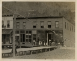 [Cumberland Gap township scene] / [unknown].