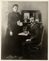 [Portrait of Reverend and Mrs. Arthur A. Myers] / [unknown].