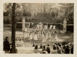 [Celebration of May Day on the campus of Lincoln Memorial University] / by [unknown].