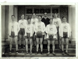 Men's basketball team, 1926