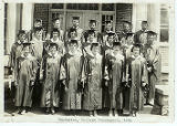 Grad College Depts 1934