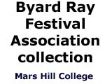 Byard Ray Festival Association photographs