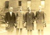 United States Secretary of Agriculture Henry Wallace on visit to Asheville, North Carolina