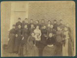 """Aunt Betty Cox's Class"" at Milligan College"