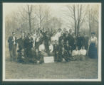 Honor Society, Milligan College 1909-10