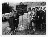 Dedication of the Pikeville College Marker on the By-Pass