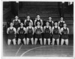 Basketball Team at Tennessee Wesleyan College