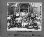 Summer School for Town and Country Pastors, 1928
