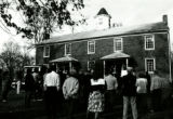 Dedication of the Andrew Johnson Museum and Library