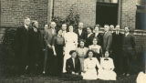 Faculty and Staff 1910s