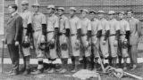 Asheville Farm School baseball team, n.d.