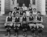Basketball Team, 1925