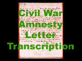 [Amnesty Letter ID058] / [Clingman, Thomas L.