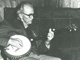 Talking - J. Roy describes his banjo and tells its history.