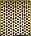 [Quilt, Babyblock and Stars, Compound View]