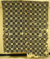 [Coverlet, Unnamed Geometric Pattern, Compound View]
