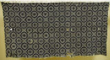 [Coverlet Section, Unnamed Geometric Pattern, Compound View]