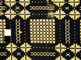 [Coverlet, Unnamed Geometric Pattern]