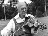 Clyde's First Fiddle