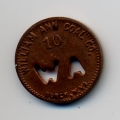 William Ann Coal Company scrip